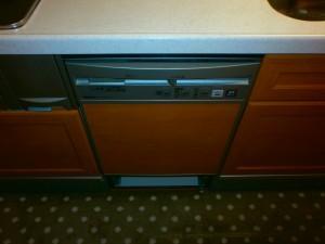 パナソニック製食器洗い乾燥機 NP-P45FF1S