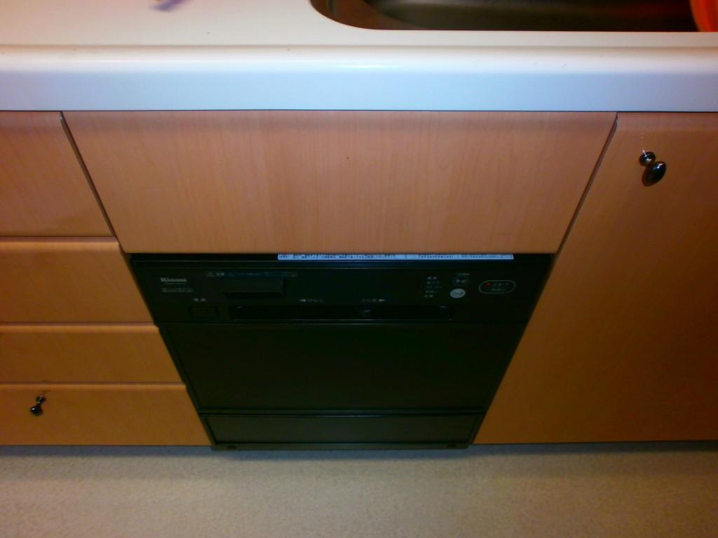 リンナイ製食器洗い乾燥機 RKWA-F401A