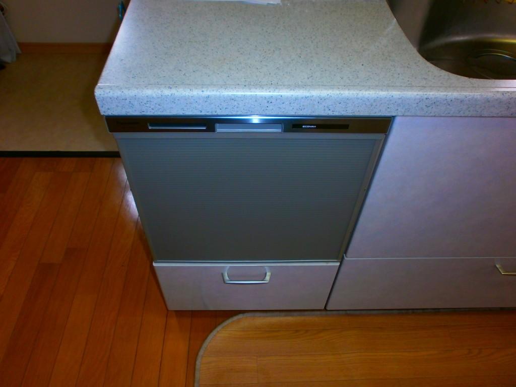 Panasonic製食器洗い乾燥機 NP-45MS6S