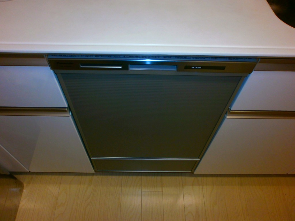 Panasonic製食器洗い乾燥機 NP45MD6S