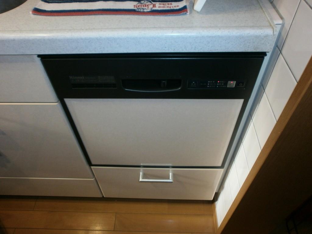 リンナイ製食器洗い乾燥機 RKW-403A