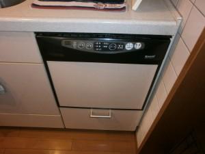 リンナイ製食器洗い乾燥機 RKW-454C