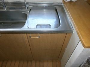 サンウェーブ製食器洗い乾燥機 MISW-4521