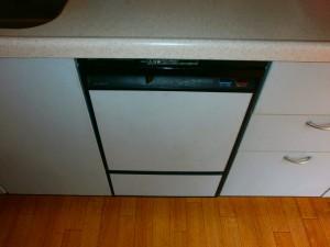 パンソニック製食器洗い乾燥機 NP-U45B2P1TM