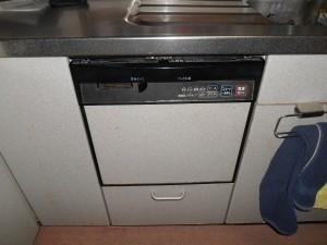 パナソニック製食器洗い乾燥機 NP-P45X1P1TT