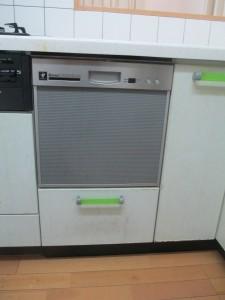 リンナイ製食器洗い乾燥機 RKW-402LP