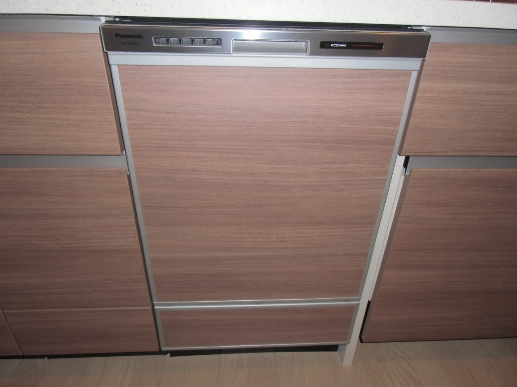 Panasonic製食器洗い乾燥機 NP-45MD6S