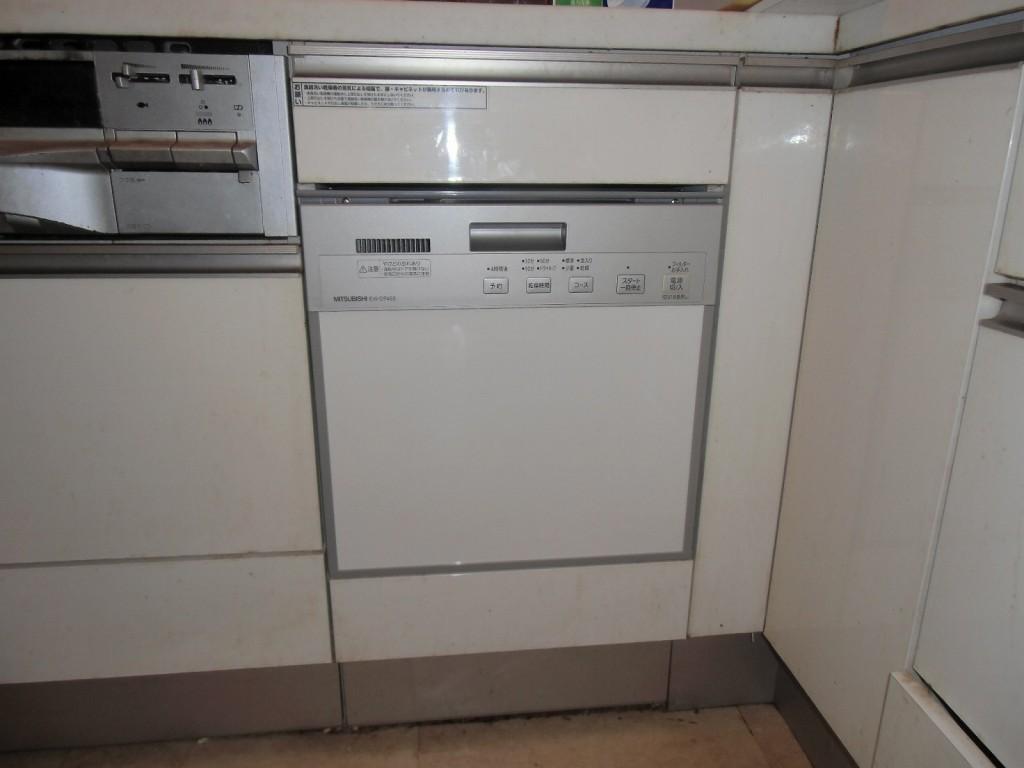 三菱製食器洗い乾燥機 EW-DP45S