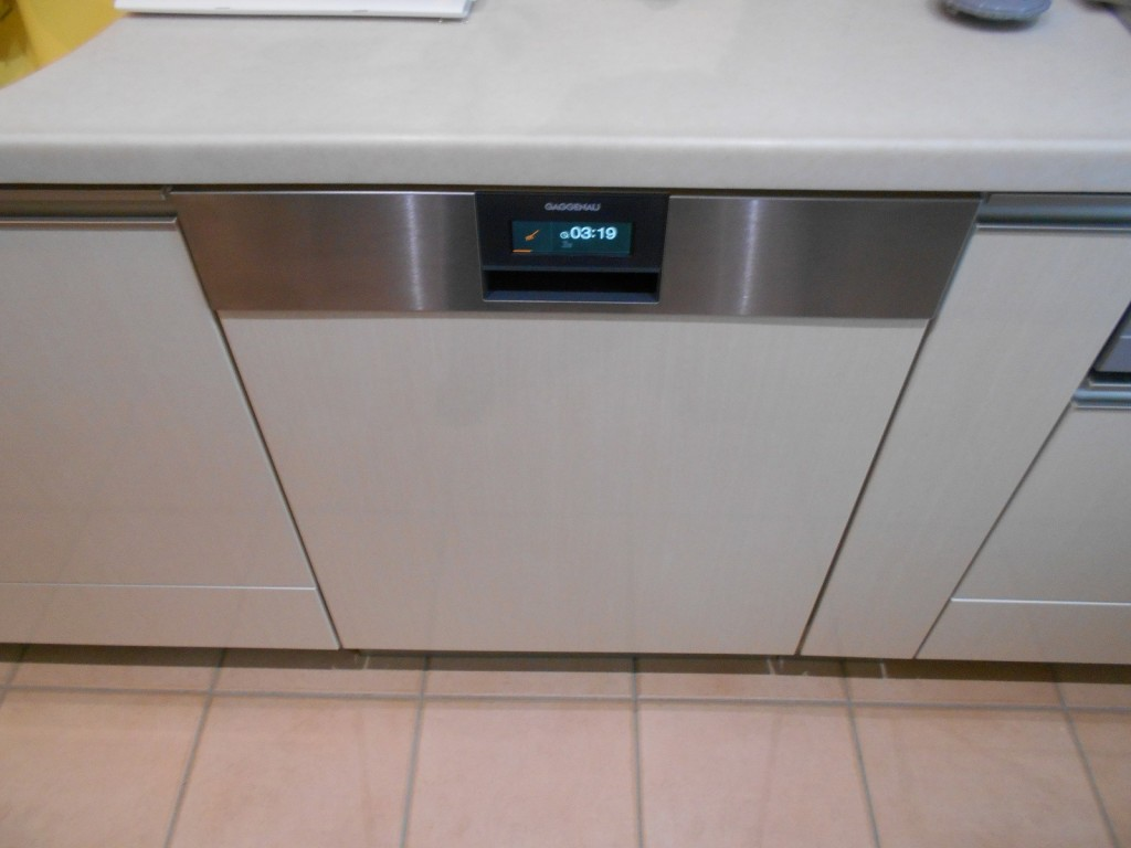 GAGGENAU製食器洗い乾燥機 DI 250 460