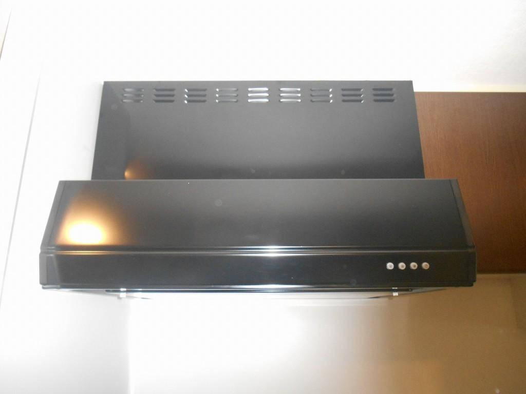 富士工業製レンジフード BFRS-3G-751BK