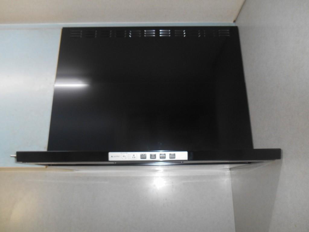 リンナイ製レンジフード LGR-3R-AP901BK