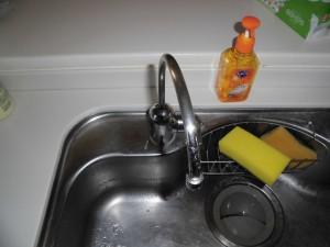 交換前浄水器