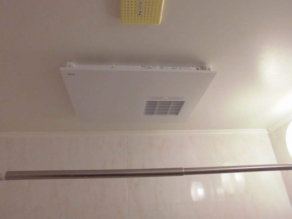 TOTO製浴室換気乾燥機 TYB211G