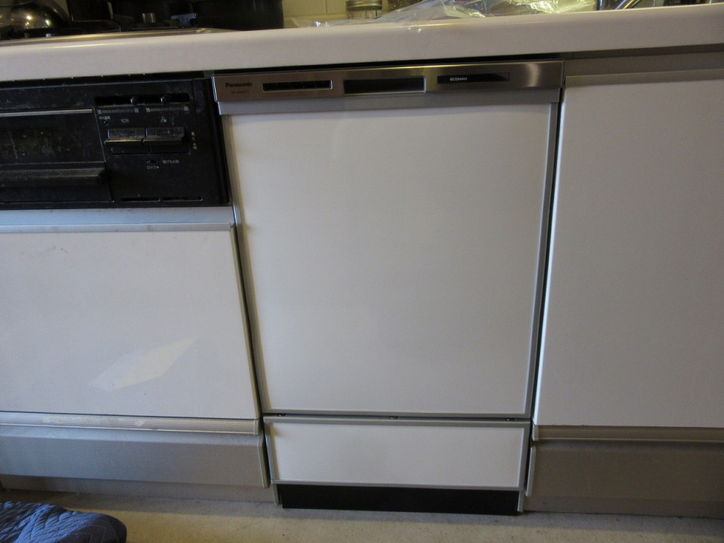 Panasonic製食器洗い乾燥機 NP-45MD7S
