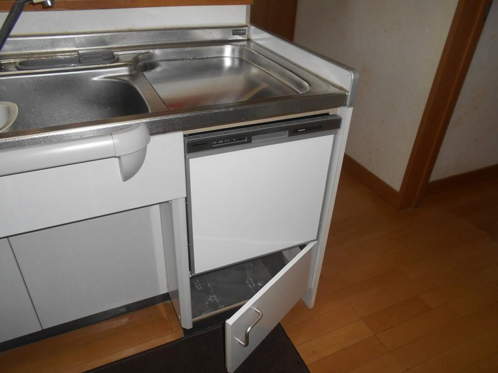 Panasonic製食器洗い乾燥機NP-45MS7S