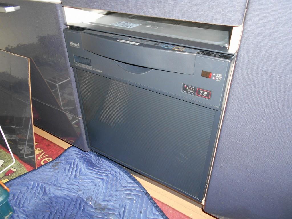 リンナイ製食器洗い乾燥機 RKW-C401C(A)