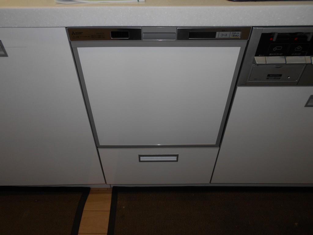 三菱製食器洗い乾燥機 EW-45H1S
