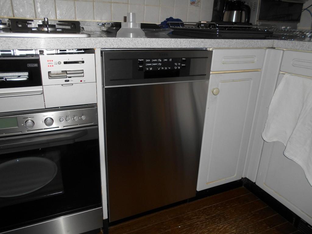 AEG製食器洗い乾燥機 F8450IM0P