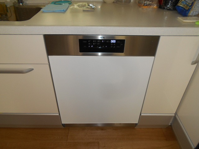 AEG製食器洗い乾燥機 FEE93810PM