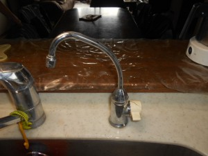 トクラス浄水器 AWJ101Y