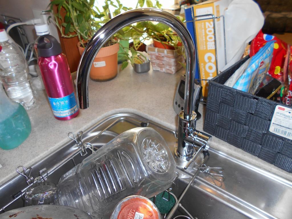 KITZ製浄水器 OSS-G4