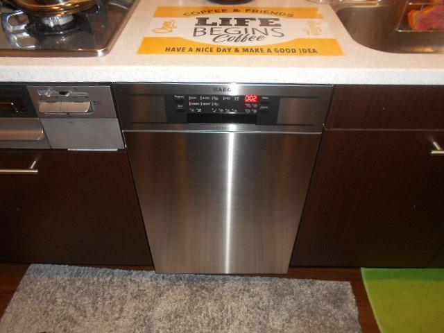 AEG製食器洗い乾燥機 F78450IM0P