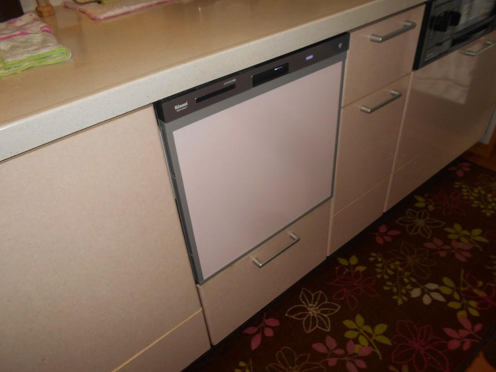 リンナイ製食器洗い乾燥機 RSW-404LP
