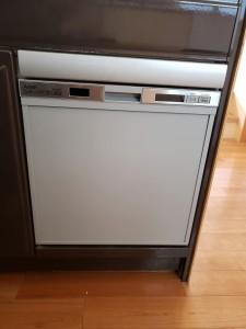三菱電機製食器洗い乾燥機 EW-45H1S