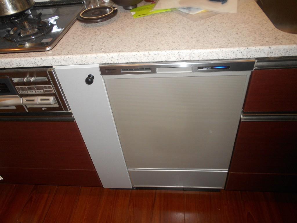 Panasonic製食器洗い乾燥機 NP-45MD8S AD-KB15HS85L