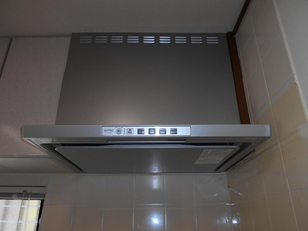 リンナイ製レンジフード LGR-3R-AP751SV