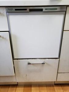 Panasonic製食器洗い乾燥機 NP-45MS8S