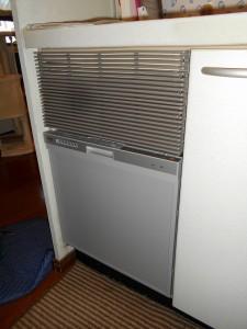 リンナイ製食器洗い乾燥機 RSWA-C402C-SV