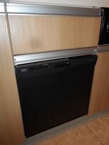リンナイ製食器洗い乾燥機 RKW-C402C-B