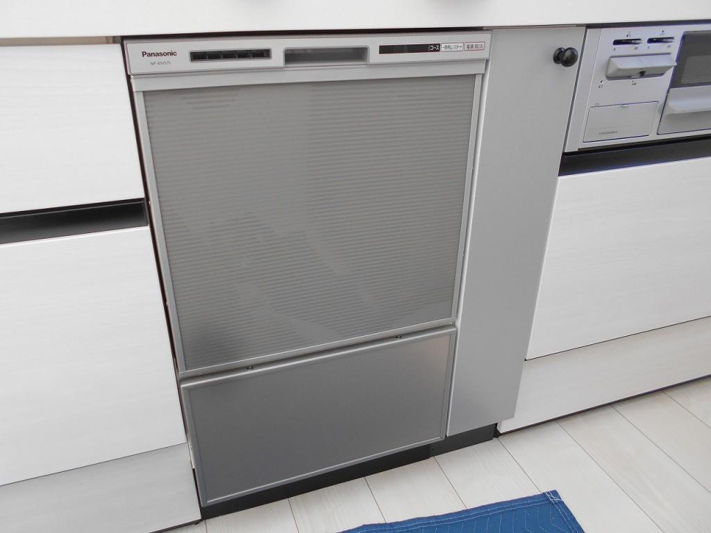 Panasonic製食器洗い乾燥機 NP-45VS7S N-PC450S AD-KB15HS85