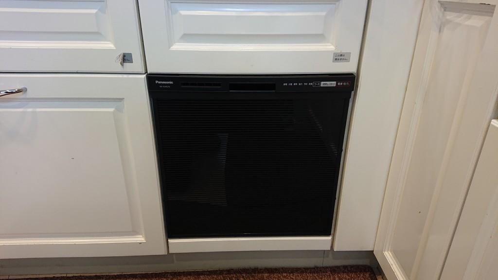 Panasonic製食器洗い乾燥機 NP-45RS7K