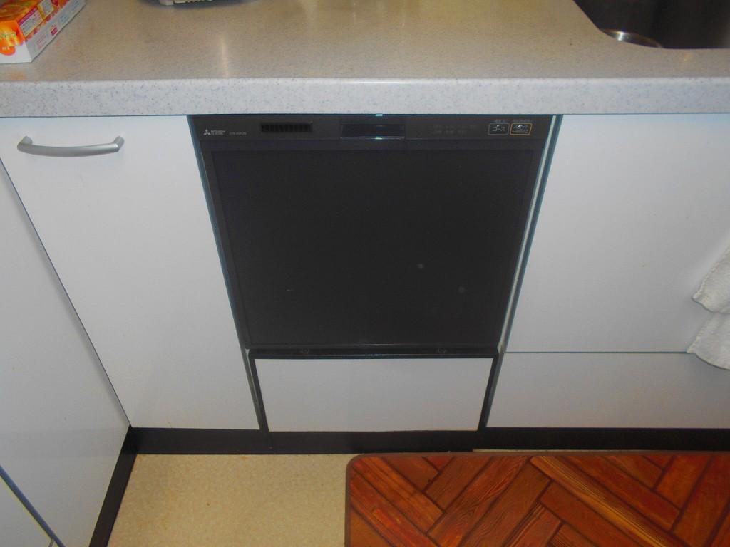 三菱製食器洗い乾燥機 EW-45R2B