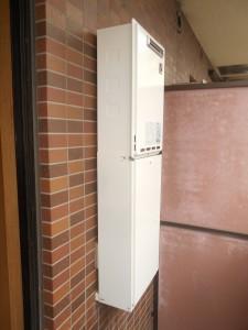 パーパス製給湯器16号屋外壁掛 給湯専用 GS-1602W-1