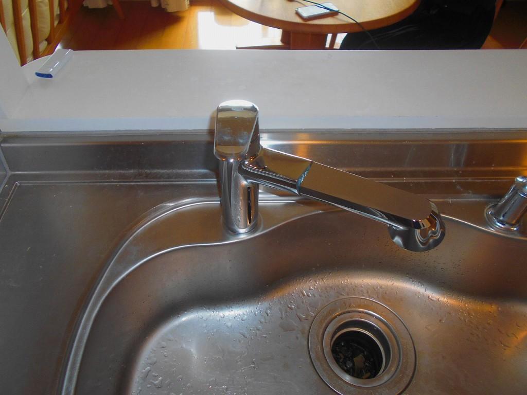 GROHE製キッチン水栓 31390002