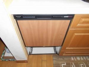 Panasonic ビルトイン食器洗い乾燥機 NP-45RS7K