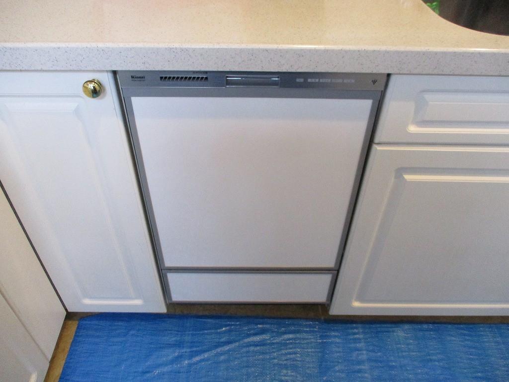 リンナイ製食器洗い乾燥機 RSW-SD401GPE