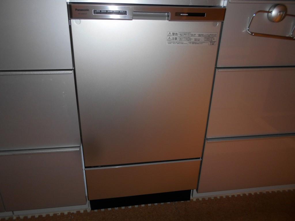 Panasonic製食器洗い乾燥機 NP-45MC6T