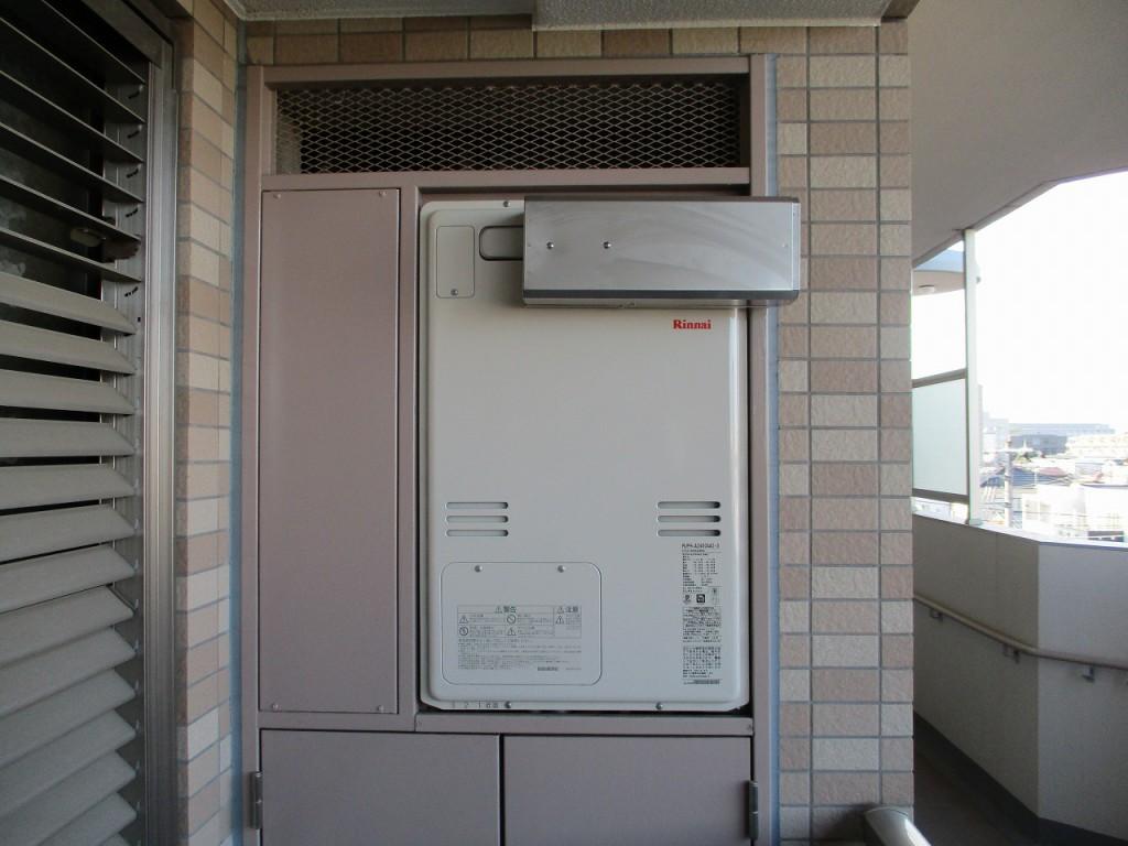 リンナイ製給湯器 RUFH-A2400AA2-3