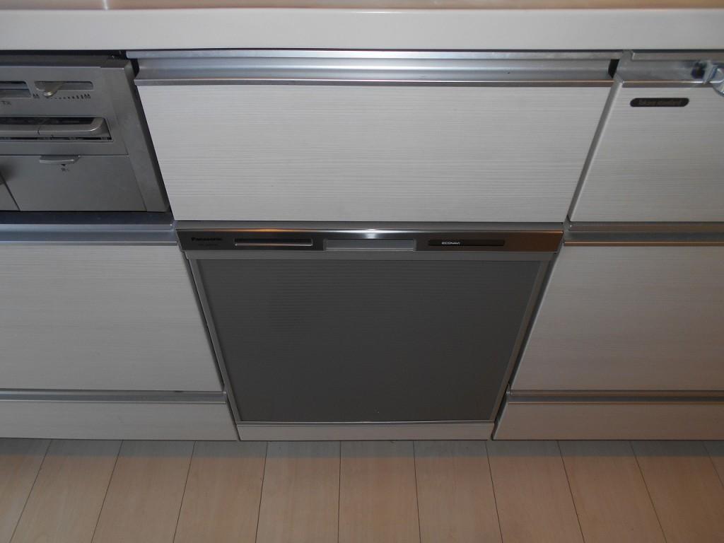 Panasonic製食器洗い乾燥機 NP-45MS9S